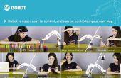 Hoe om te controleren van een Arduino gecontroleerde robotarm van Dobot team