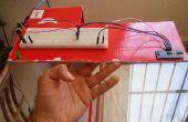 2D beweging met behulp van ultrasone sensoren van de Arduino te volgen en te visualiseren in eenheid