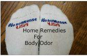 Remedies voor lichaam en huidaandoeningen en haar verlies