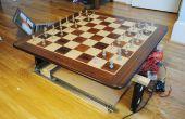 Hoe het bouwen van een Arduino Powered Schaken Playing Robot