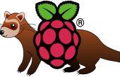 FerretPi: Met behulp van Raspberry Pi als een beveiligde FTP-Server