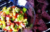 Avocado Feta Dip