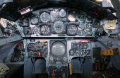 F-104 Starfighter Steampunk Lamp en Outlet
