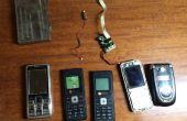 Voor het gebruik van oude telefoon om te bouwen van Internet van het huis van dingen