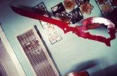 Reuze Sissor zwaard