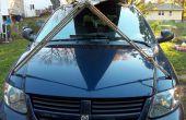 Auto tie down ankers, de gemakkelijke manier om het binden van om het even wat aan het dak van uw auto snel en veilig