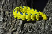 Haver Spike Paracord armband