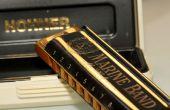 Mondharmonica Beginnershandleiding