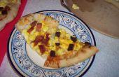 Ontbijt Pizza opties