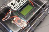 Douche Monitor Arduino met LCD display