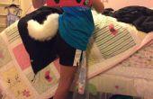 Hoe om te naaien een bouncy staart