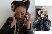 Lady Gaga Soda kan rollen (telefoon Video)