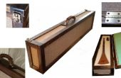 Schaalbare reizen Box voor een muziekinstrument