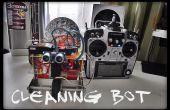 Vacuüm reiniging RC robot