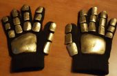 Snelle & goedkope Daft Punk handschoenen