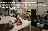 Rube Goldberg Machine Prototype