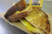 """Hoe maak je een """"Artisan"""" gegrilde kaas Sandwich"""