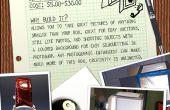 Lichte Studio voor fotografen (tafelblad)