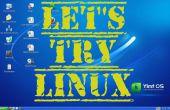 Laat geven Linux een poging (aka laat weer die oude PC gaan)
