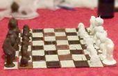 Chocolade Fruit Chess Set