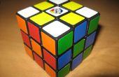 Geavanceerde Rubiks kubus patronen