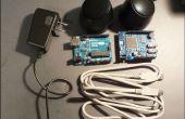 Ongebonden van spraakherkenning en spraaksynthese met Arduino