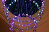 LED Fiber Optic kroonluchter