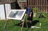 Redden van de wereld met een gigantische zonne-Death Ray