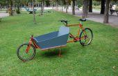 Bouwen van een 2-wiel cargo bike
