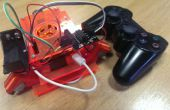 Externe Raspberry Pi Robot (PS3 Controller) - Fablab NerveCentre