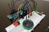 Spraakherkenning en -synthese met Arduino