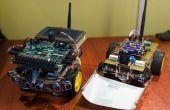 FPGA-aangedreven autonome Search and Rescue voertuigen