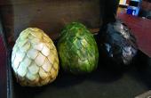 Dragon eieren (spel van tronen)