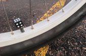 Aangepaste fiets Tire Valve Caps