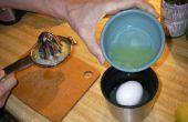 DIY calciumsupplement citraat