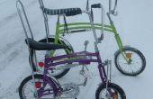 Een Swing-fiets bouwen