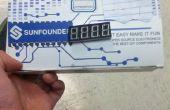 Arduino 7-Seg Display klok