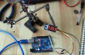 4-cijferige twee draad Display met Arduino