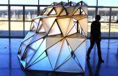 Dragon Shell paviljoen Prototype