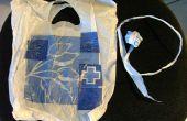 "Plastic tas garen (""snelkoppeling"")"