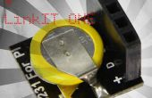 Real Time Clock (RTC) met LinkIt ONE