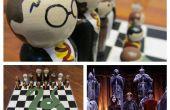 Harry Potter Schaken instellen & kast