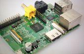 Raspberry Pi geval uit Legos
