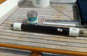 Koolfilter geur killer geactiveerd voor RV's en boten