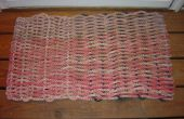 Hoe maak je een deurmat uit gerecycleerd touw!