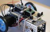 Hoe maak je een Robot 2 wielen, IR-gecontroleerde, Arduino-compatibel