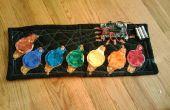 Microcontroller stof toongenerator in C-code