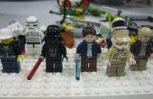 Hoe te doen een Lego / Star Wars Stop Motion animatie