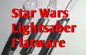 Star Wars Lightsaber gebruiksvoorwerpen