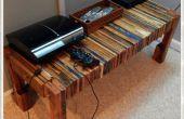 Pallet hout TV Console-tafel